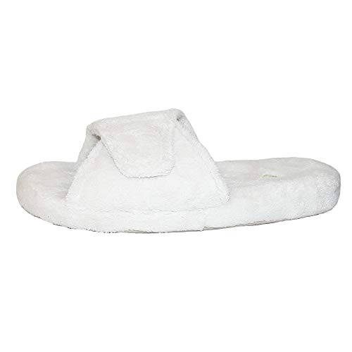 Slide White Women's Ii Spa Slipper Acorn wP0vY6