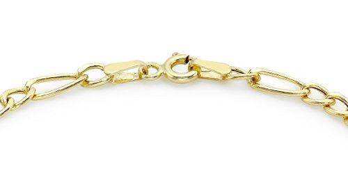 Carissima Gold Pulsera de mujer con oro amarillo de 9K (375/1000) Carissima Gold Pulsera de mujer con oro amarillo de 9K (375/1000) Carissima Gold Pulsera de mujer con oro amarillo de 9K (375/1000)