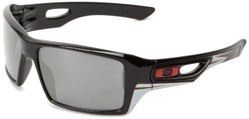 1ad5d95697f90 Oakley Gafas de sol Para Hombre Eyepatch 2 OO9136 - 913615  Negro brillante  (Troy Lee signature)  Amazon.es  Ropa y accesorios