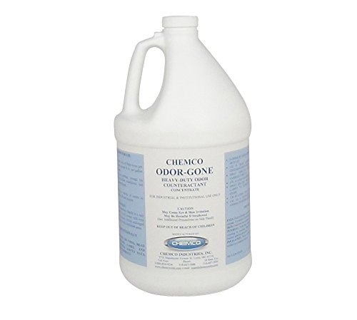 Odor Eliminator - Odor Gone - Industrial Strength Odor Eliminator - 4 Gallons/Case