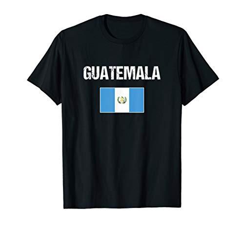 Guatemala Flag T-shirt - Guatemala T-shirt Guatemalan Flag - For Men/Women/Youth/Kids