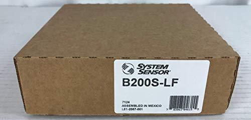 (System Sensor B200S-LF - Low Frequency Addressable Sounder Base)