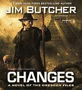 jim butcher cd - 5