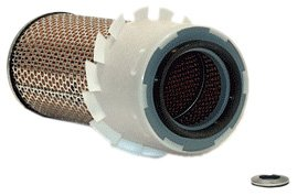 Wix 42276 Air Filter with Fin, Pack of 1