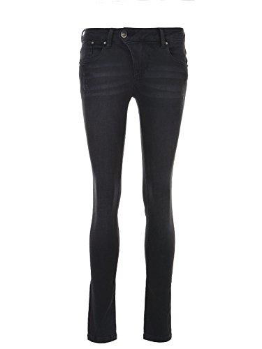 ATT Damen Jeans Liv Wonder Stretch Größe: W34/L31, schwarz