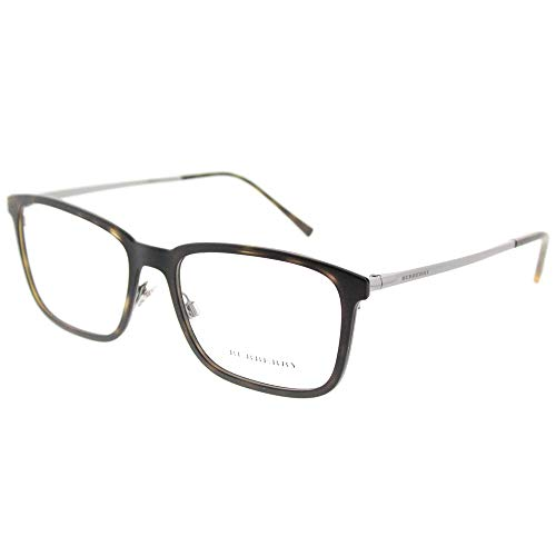 Burberry Men's BE1315 Eyeglasses Matte Dark Havana ()