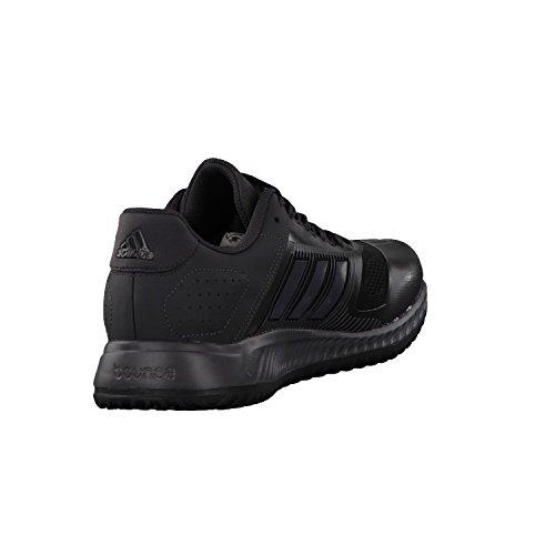 Adidas Zg M, Scarpe da Ginnastica Uomo, Nero (Negbas/Ftwbla/Neguti), 42 EU