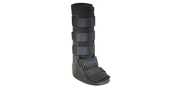 Amazon.com: Orthotronix Tall Cam Walker - Botas, M, Negro ...