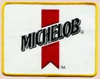 Michelob Brewing Company Beer Patch Set Inbev Anheuser Busch