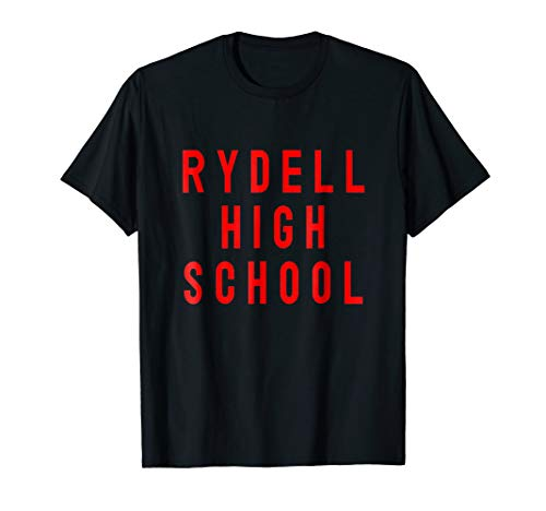 Grease Movie Themed T-shirt | Rydell High School