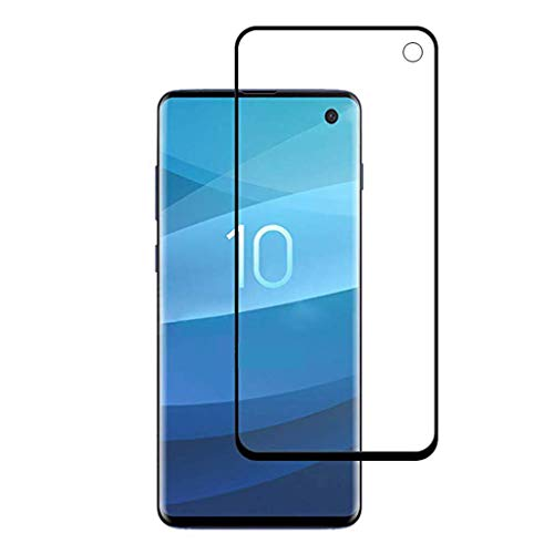 Cyhulu 2019 New Premium Clear Transparent PET Film Screen Protector Accessories for Samsung Galaxy S10 6.1 inch Phone by Cyhulu (Image #3)