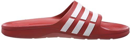 Uomo Infradito rojo 000 rojo Rosso blanco Co Adidas Da Co wfqxTnUEd