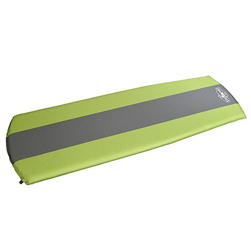 Stansport Tapered Self Inflating Air Mat 72 Quot X 25 Quot X 1 5 Quot