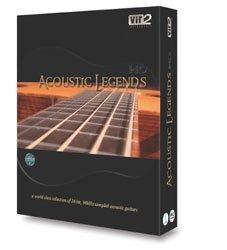 Vir2 Acoustic Legends HD - Format: AU/DXi2/VST/RTAS/Universal Binary