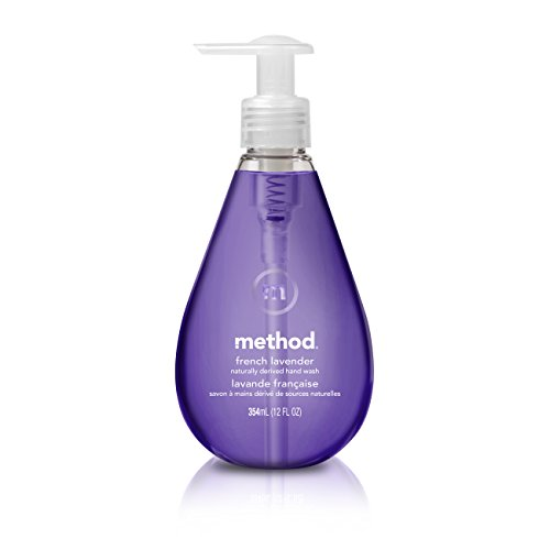 (Method Gel Hand Soap, French Lavender, 12 Ounce (Pack 6))