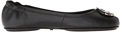 Leather Flat Ballet Fanciful Bandolino Women's Black qwFXnRwgt