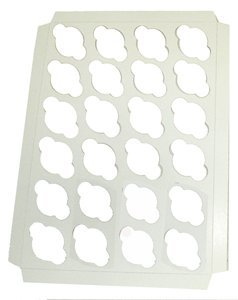 Kitchen Cupcake Insert (Golda's Kitchen Cupcake Insert - Mini - Holds 24 - 10 pack)