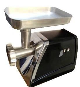 Nesco FG-500 575 Watt Stainless Steel Food Grinder (Food Electric Nesco Grinder)