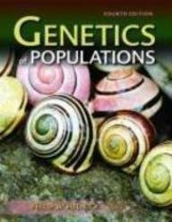 Genetics of Populations (Fouth Edition)