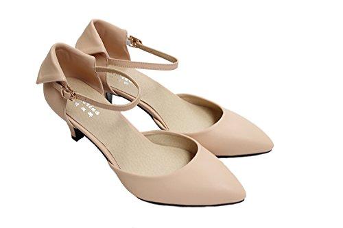 CFP - Zapatos de tacón  mujer PeachRed