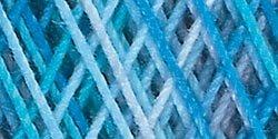 Bulk Buy: Aunt Lydia's Crochet Cotton Classic Crochet Thread Size 10 (3-Pack) Ocean 154-995
