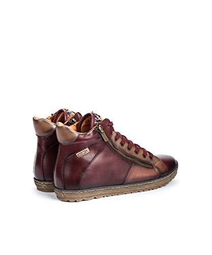 Collo Donna i18 Pikolinos A Sneaker 901 Lagos Alto Granato AqZxFBXUW