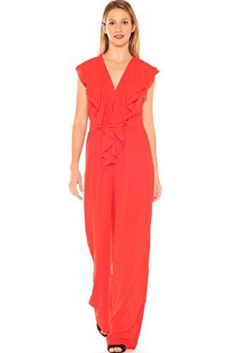 Kleid Damen Di Key Rot Di Key FIxBRaqp