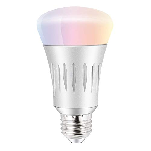 Cheap RGB Led Smart Bulbs No Hub Required,Dimmable Wifi Remote Control Timing Light Smart Life Work with Alexa Google Home,IFTTT (A19/E27/CE/ROHS)