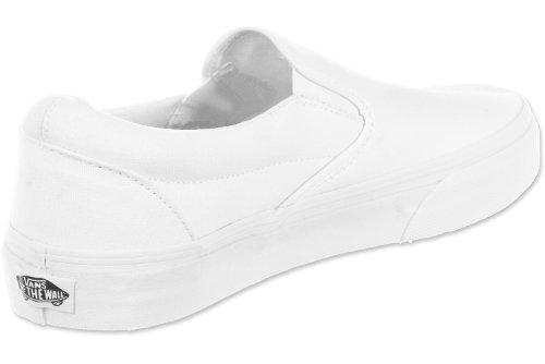 Vans Canvas Basso Unisex a Sneaker On Slip Classic Collo rfwxBPqprW