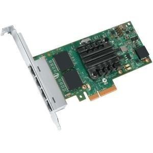 Intel Ethernet Server Adapter I350-T4 I350T4V2BLK by Intel