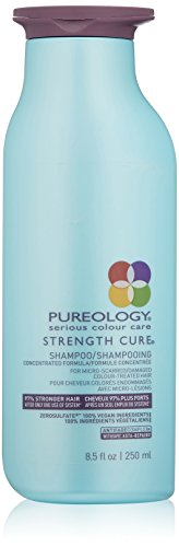 Pureology strength cure sulfate free shampoo.