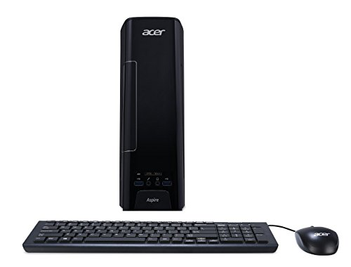Acer Aspire XC Desktop Core i3 3.70 GHz 4 GB Ram 1 TB HDD Windows 10 Home (Certified Refurbished)