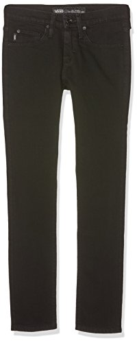 Vans Attillati Uomo l30 Jeans Black overdye V76 apparel Oai W36 Nero Oai Skinny nTWBWwaXr