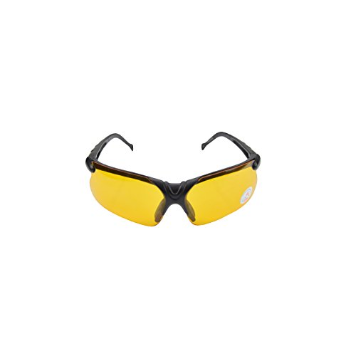 X-Aegis Safety Glasses Nonshattering Polycarbonate Lens and Rubber Nose Paddings Vented Dusty Rose Frame Shooting Hunting - Glasses Hunting