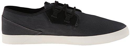Volcom Delphi Shoe - Zapatillas De Skate de lona hombre negro - Schwarz (Black Destructo / Bkd)