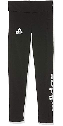 Collant Noir Linear Adidas white black Fille qFx8PPY5w