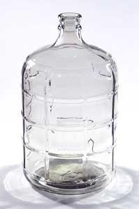 E.C. Kraus 3 gal Glass Carboy