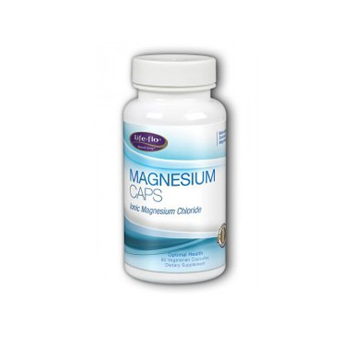 Life-flo Magnesium Caps, 90 Count
