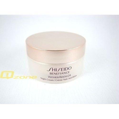 Shiseido Benefiance Wrinkleresist24 Night Cream Travel Size (Benefiance Wrinkleresist24 Night Cream)