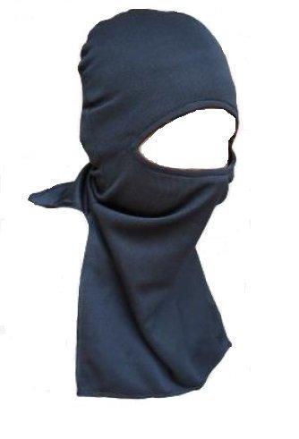 Máscara de Ninja japonés/Hood (1 tamaño de la máscara senior ...