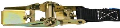 フリーク ラチェット式ラッシングベルト S字フック0.7ton 幅25mm×長さ0.5+4m