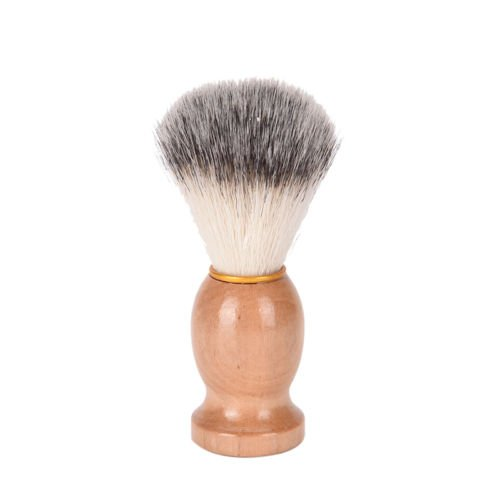 DealShop(TM) Pure Badger Hair Removal Beard Shaving Brush for Mens Shave Cosmetic Tool RH