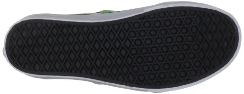 Vans U Authentic, Zapatillas De Deporte Unisex verde - Grün (green flash/bla)