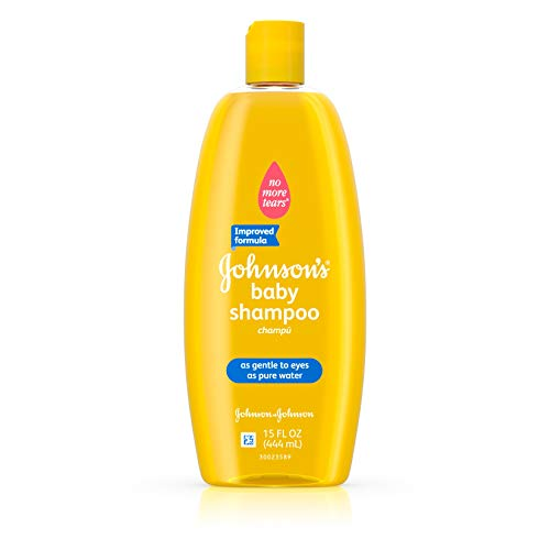 Johnson's Baby Shampoo, 15 Fl Oz