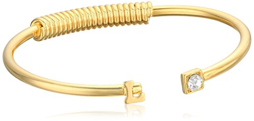 14k Gold Crystal Accent - 4