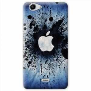 Amazon.com: Case Carcasa Wiko Pulp 4G apple vs android ...