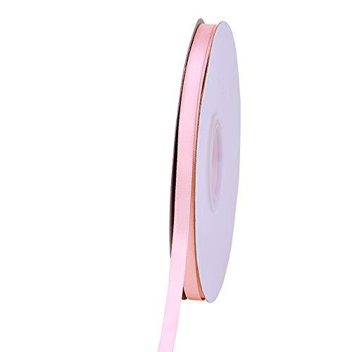Buy satin light pink ribbon