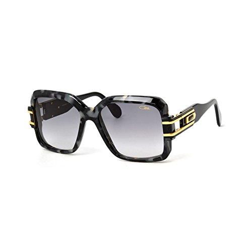 Cazal 623/3 Sunglasses 623 Legend Black Marble Gold (090) Authentic - Sunglasses Cazal 623