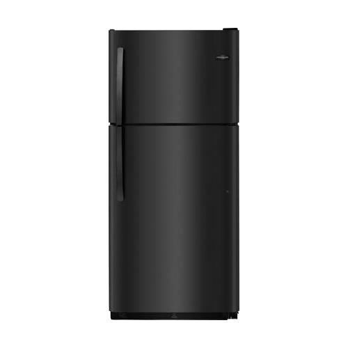 Frigidaire FFHT2021TB 30 Inch Freestanding Top Freezer Refrigerator with 20.4 cu. ft. Total Capacity, in Black