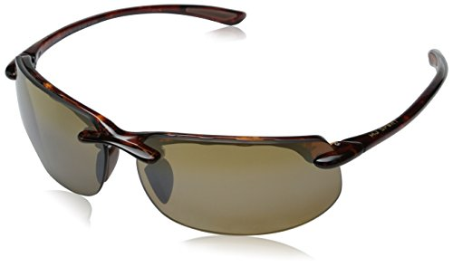 Maui jim banyans sunglasses tortoise frame hcl bronze for Maui jim fishing glasses